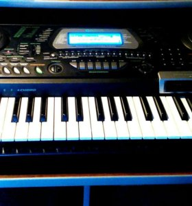 Синтезатор Casio СТК-731