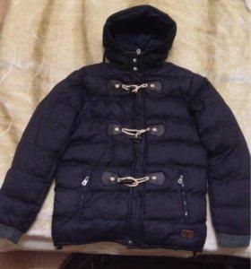 Зимние куртки:)