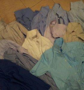 Рубашки 146-152-158-164