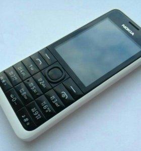 Nokia 301 (На 2 сим карты) Обмен возможен