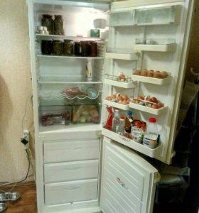 Холодильник 2-х камерный 2-х компрессорный