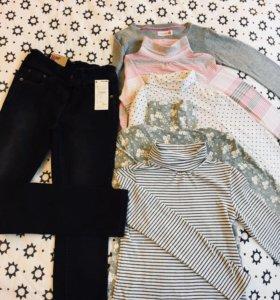 Одежда для девочки 128-134