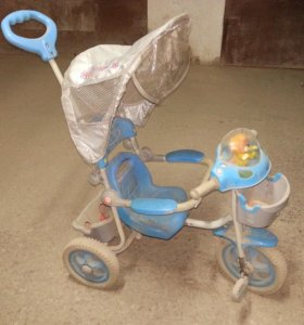 Велосипед детский трехколёсный Rich Family