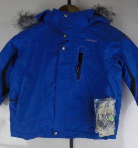 Куртка на мембране детская Новая с подарком