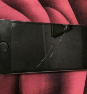 Iphone 5 s 16 GB Space gray