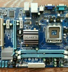 Gigabit GA-G41MT-S2/80Gb/2Gb+++