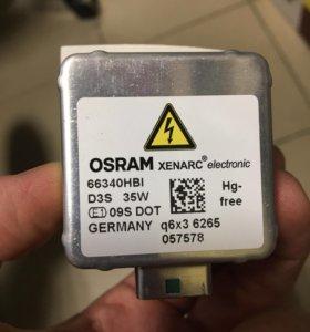 Лампа D3S Osram. Оригинал