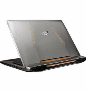 Игровой Ноутбук ASUS G752VT