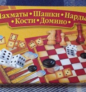 Новый Набор Настольные Игры