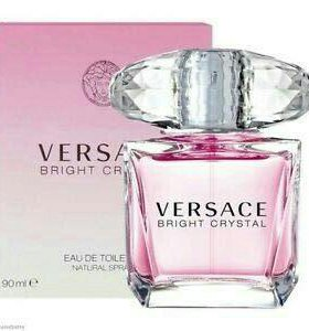 Парфюм Versace при покупке двух каждый 650