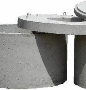 Жби-кольца, крышки, плиты дна, полимерные и жби-лю