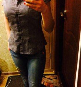 Новая рубашка h&m размер 42-44