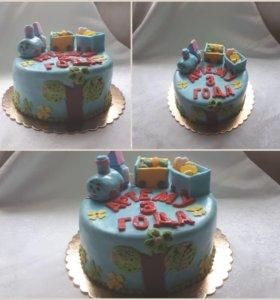 Капкейки🍦🍰🎂 торты