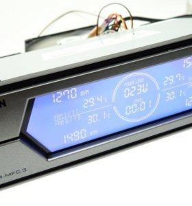 Реобас. Регулятор скорости вращения вентиляторов