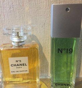 Шанель 19 оригинал !!!