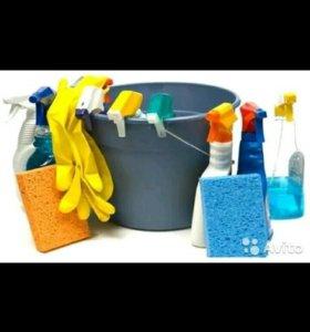 Помощь в уборке квартир