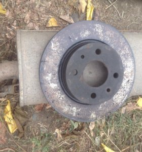 Тормозной диск, на ваз 2109