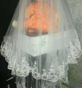 Новая свадебная фата!