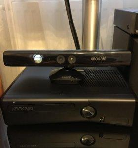 XBOX 360 320Gb+Kinect