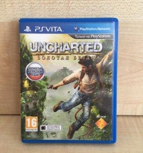 Uncharted Золотая Бездна для PS Vita