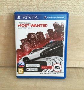 Need for Speed для Playstation Vita