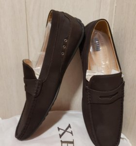Туфли мужские ботинки макасины НОВЫЕ