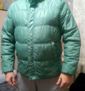 Куртки мужские 500 за все.