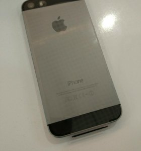 iPhone 5s, 32gb, Space gray