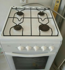 Новая газовая плита