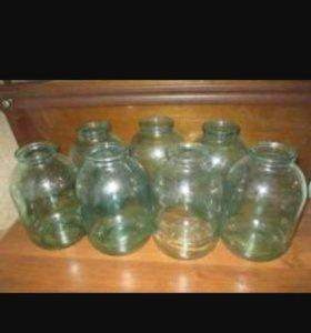 3-х литровые банки