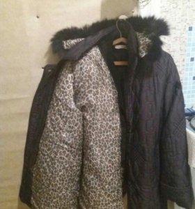 Куртка   осень весна зима