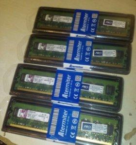 Оперативная память DDR2 Kingston 2 Gb (2x1Gb)