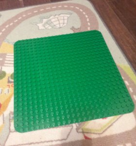 Пластина lego duplo оригинал лего дупло