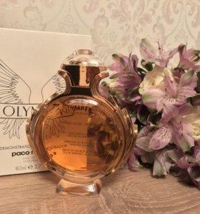 Новые духи Paco Rabanne Olympea Eau de Parfum