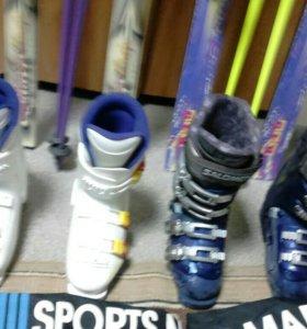 Лыжи горные!!!!!!!