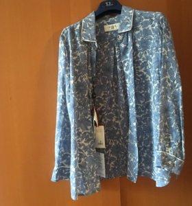 Шелковая блузка Weekend MaxMara