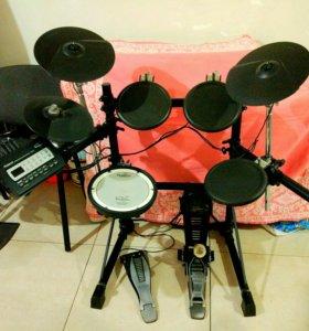 Ударная установка Roland барабанная барабаны