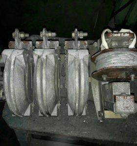 Контактор 400А,сделано вы СССР.