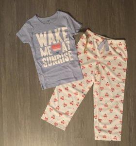 Новая пижамка Carter's