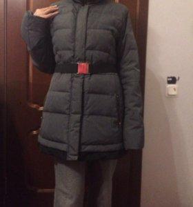 Женская зимняя куртка MANGO