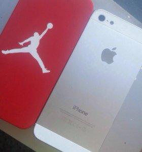 Айфон 5 в подарок портативная зарядка