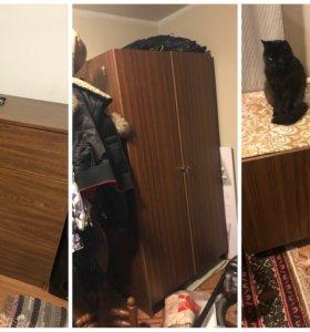 Шкаф + 2 Комода