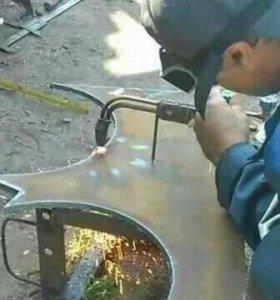 Резка металла