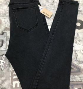 Новые джинсы с высокой талией