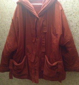 Куртка турецкая б/у в хорошем состоянии
