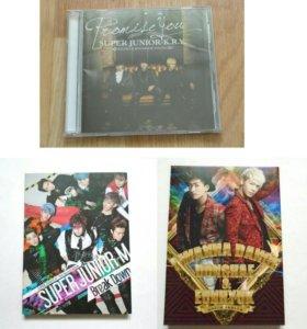 Диски Super Junior