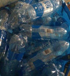 Бутылки пластиковые 1,5 л