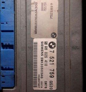Блок управления АКПП 7 521 759