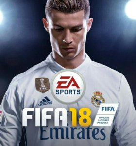 Fifa 18 in PC Origin key.