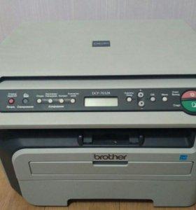 Принтер МФУ Brother Dcp-7032r
